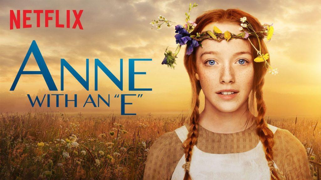 Anne with E vai ter quarta temporada